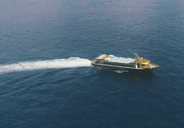 Golden Queen Fast Boat, A Quick Vacation to Explore Bali and Lombok