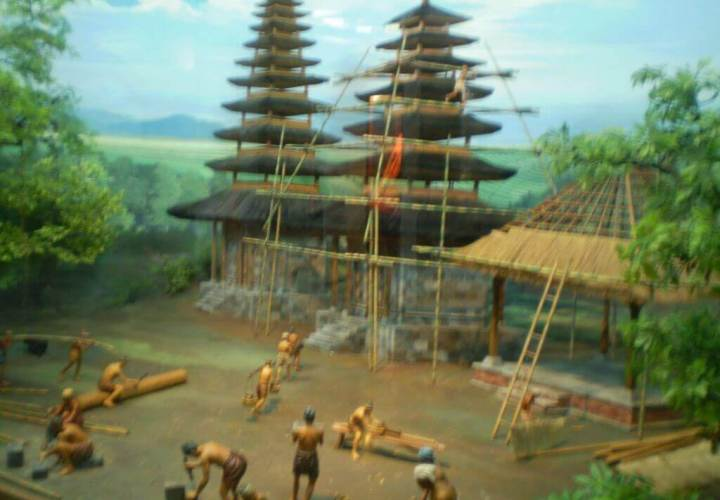 History of the Gelgel Kingdom, Evidence of the Past Glory of Bali