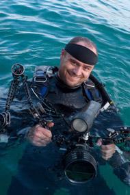 Mike Veitch Underwater Tribe