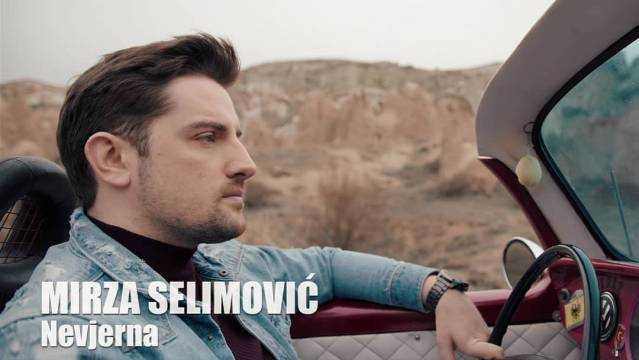 Uz novu pjesmu Mirze Selimovića lakše će vam biti ostati u kući
