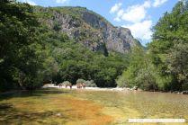 oder zur Mündung von Dreznica raften:
