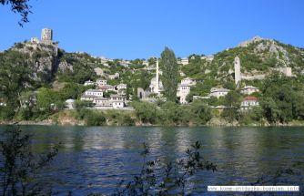 Pocitelj - eine mittelalterliche Stadt in Herzegowina, in der heute viele Künstler wohnen
