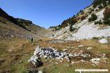 Bosnien-Herzegowina ist berühmt für seine unberührte Natur – ein Wanderparadies findet sich auf dem Berg Prenj / Jezerce…