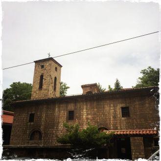 Eine der wertvollsten Perlen ist die alte serbisch-orthodoxe Kirche des Heiligen Erzengels Michael … (Foto: balkanblogger)