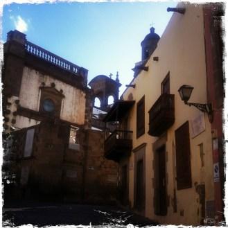 In der Altstadt von Las Palmas … (Foto: balkanblogger.com)