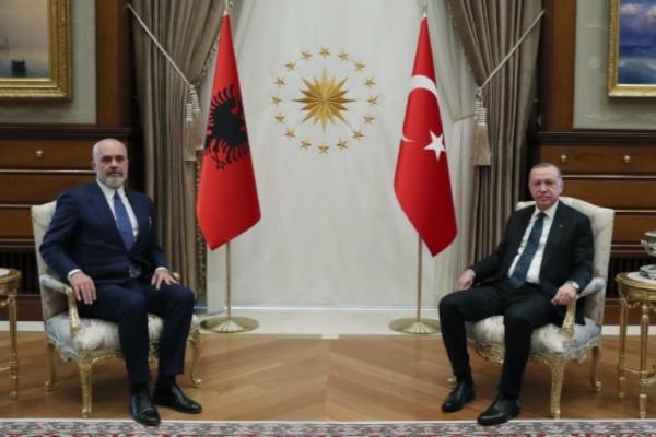 Rama'dan İtalya'ya Türkiye tepkisi