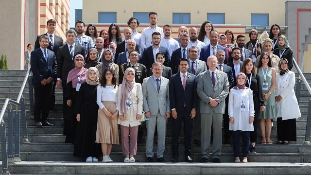 """YTB'nin bu yıl Bosna Hersek'te düzenlediği """"İnsan Hakları Eğitim Programı""""nın açılışı yapıldı"""