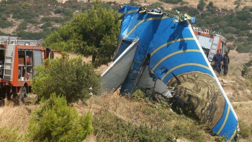 Yunanistan'da uçak kazasında iki kişi hayatını kaybetti
