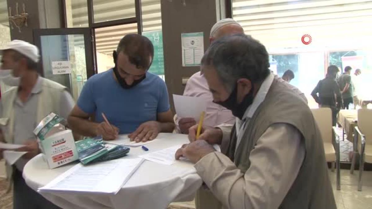 7 bin 500 kişinin istihdam edildiği Elazığ OSB'de aşılama başladı
