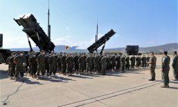 YunanistanSuudi Arabistan'a Patriot bataryası gönderdi
