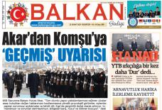 Gazetemiz Ulusal Kanal'da
