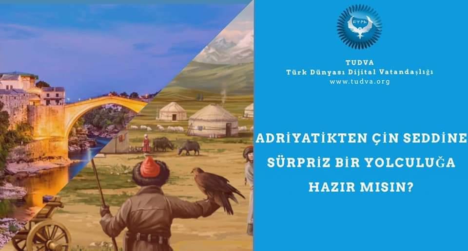 Türk Dünyası dijital vatandaşlığı projesi