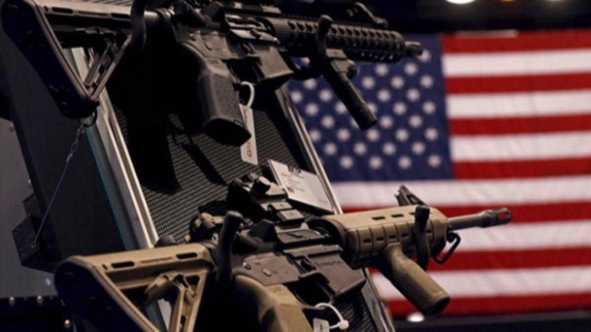 ABD'de 39 milyon kişi silah almak için başvuru yaptı