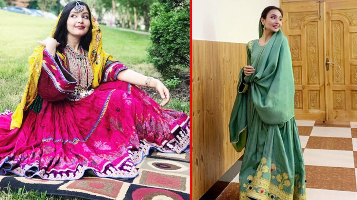 Afgan kadınlar #KıyafetimeDokunma kampanyası ile Taliban'a karşılık veriyor