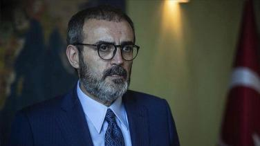AK Partili Ünal'dan Avrupa Birliği Komisyonu'nun raporuna tepki
