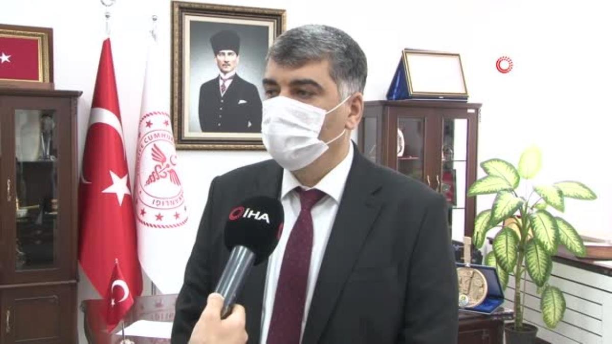 """Ankara İl Sağlık Müdürü Gülüm: """"Servis yatak doluluk oranı yüzde 64, yoğun bakım doluluk oranı yüzde 72"""""""