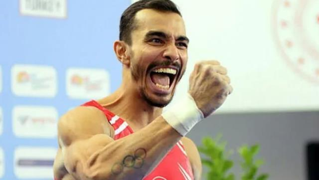 Avrupa Artistik Cimnastik Şampiyonası'nda milli cimnastikçi Ferhat Arıcan Avrupa şampiyonu oldu
