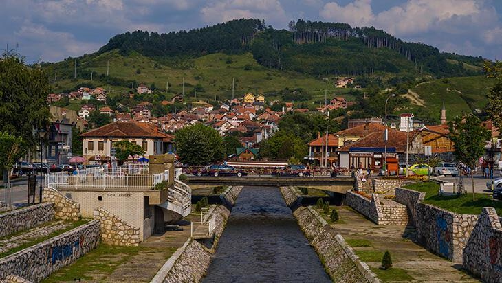 Avrupa'da bir Osmanlı kenti Yeni Pazar