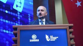 Bakan Karaismailoğlu: Toplam internet aboneliğimiz 82,4 milyonu buldu
