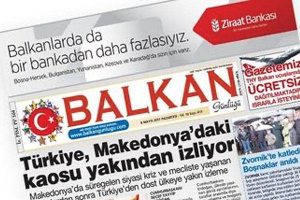 Gazetemiz TRT Haber Okuma Köşesinde Yerini Aldı