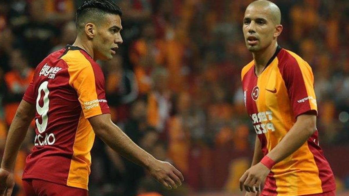 Bankalar Birliği ile yapılan anlaşma sebebiyle Feghouli ve Falcao'nun Galatasaray'dan ayrılması gerekiyor