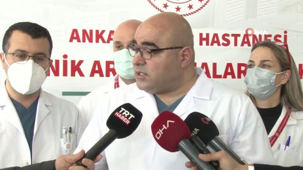 """Başhekim Surel: """"Bizim her zaman için Ankara'nın ihtiyaç duyduğu yatak sayısını karşılayacak bir yatak kapasitemiz var"""""""