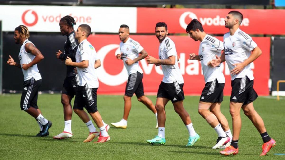 Beşiktaş'ta Ajax maçı öncesi yüzleri güldüren gelişme! Batshuayi ve Teixeira'nın tedavileri tamamlandı