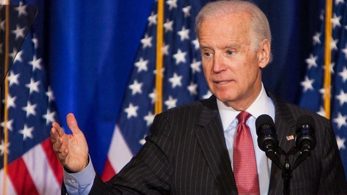 """Biden'in skandal """"soykırım"""" açıklamasının arkasından Kamala Harris çıktı"""