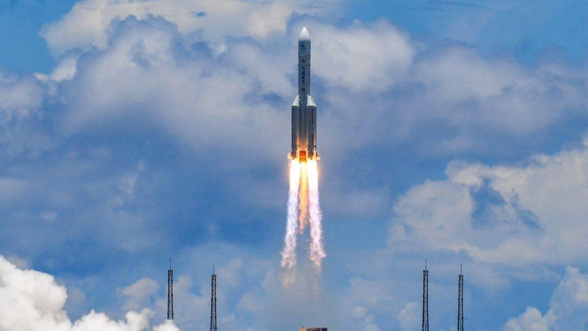 Çin'in Tianwen-1 keşif aracı Mars'ın yörüngesine girdi