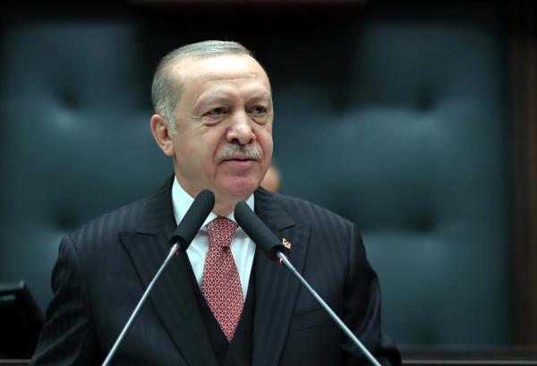 Erdoğan, Türkiye-ArnavutlukFier Dostluk Hastanesi Açılış Programı'nda konuştu:
