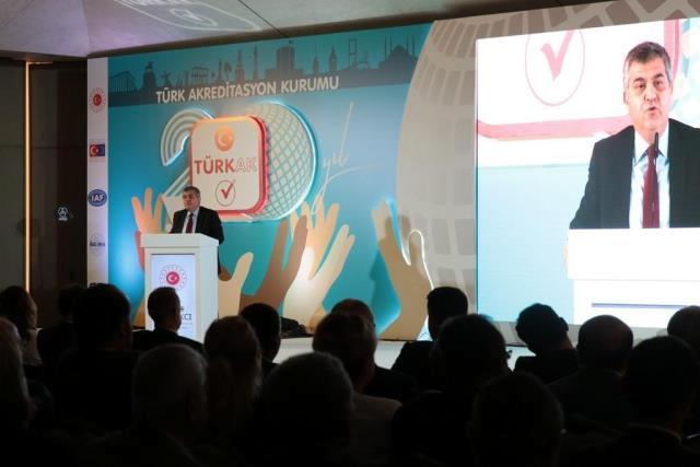 Dışişleri Bakan Yardımcısı ve AB Başkanı Kaymakcı, Dünya Akreditasyon Günü'nü kutladı