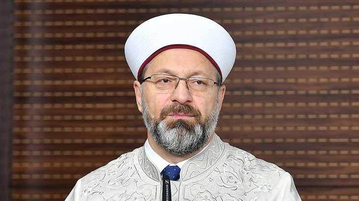 Diyanet İşleri Başkanı Erbaş'tan Yunanistan Başpiskoposu İeronimos'un Müslümanlara hakaret etmesine tepki: