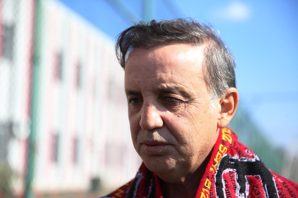 """Eskişehirspor'un yeni teknik direktörünün başarı parolası """"koşmak"""""""