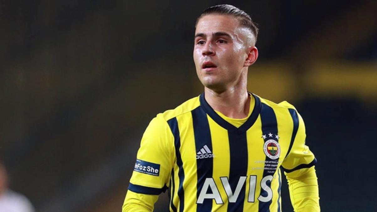 Fenerbahçe'nin Yunan yıldızı Dimitrios Pelkas'a Rubin Kazan talip oldu