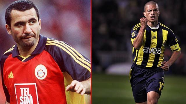 "FIFA'nın ""Hagi mi Alex mi?"" oylamasını Brezilyalı futbolcu önde tamamladı"