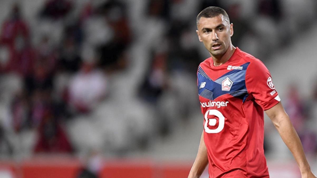 Fransız basını sert eleştirdi: Burak Yılmaz, Lille'i şampiyonluktan edebilir