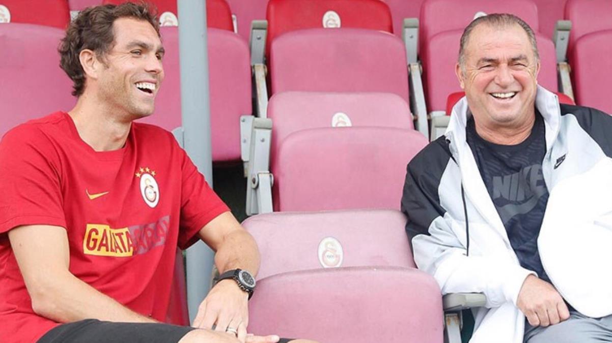 Galatasaraylılar Elmander'i boşuna sevmiyor! Taraftarların ve hocasının kalbini fethetti