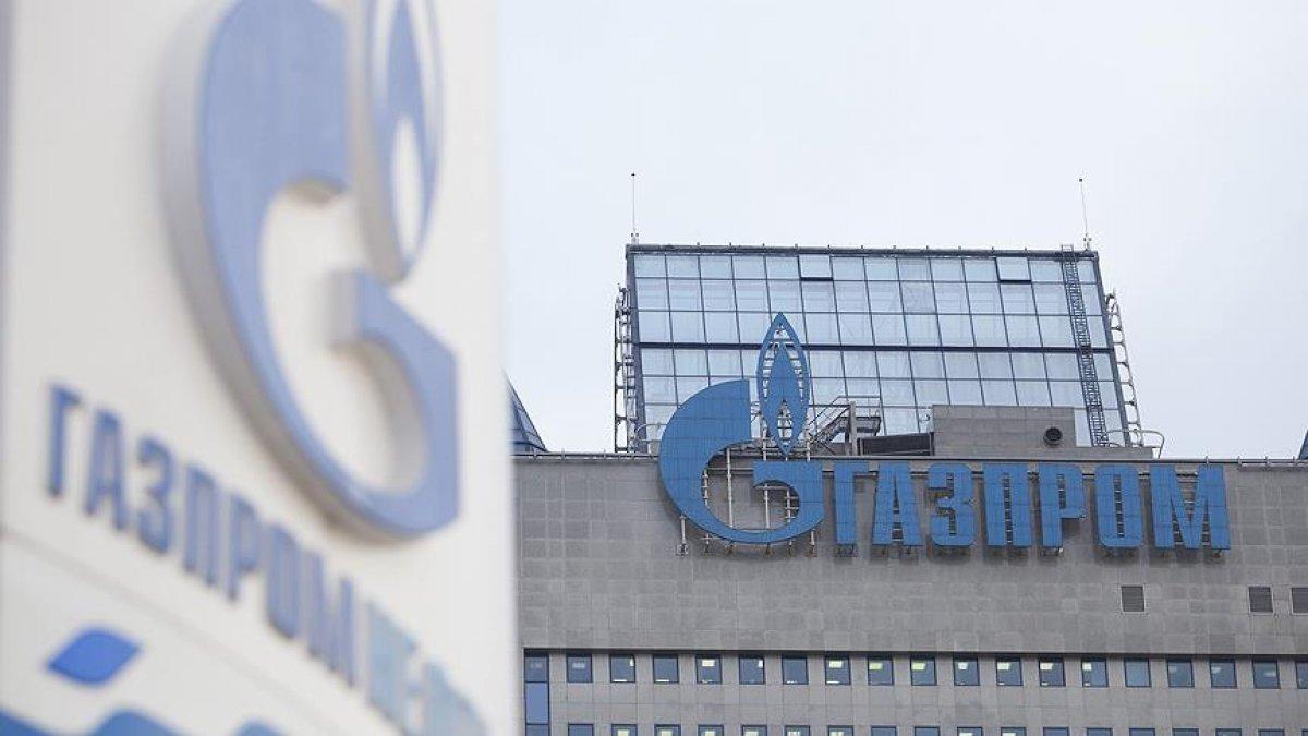 Gazprom 'Kuzey Akım 2'nin iptal edilme riski'ni açıkladı