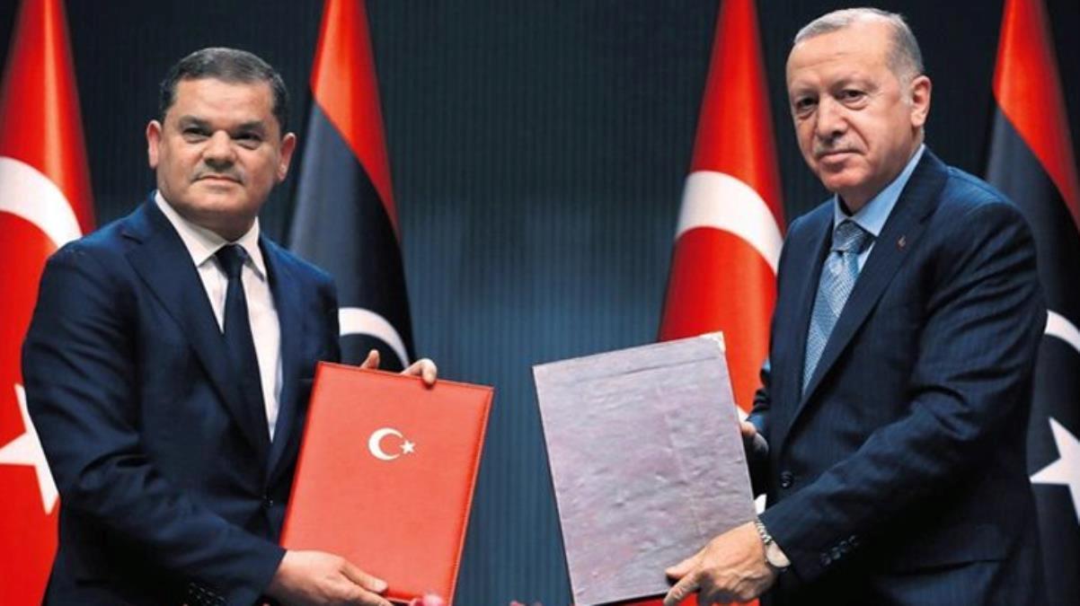 Geçen hafta imzalanan 5 büyük anlaşma sayesinde Libya ile ticaretimiz iki kat artacak