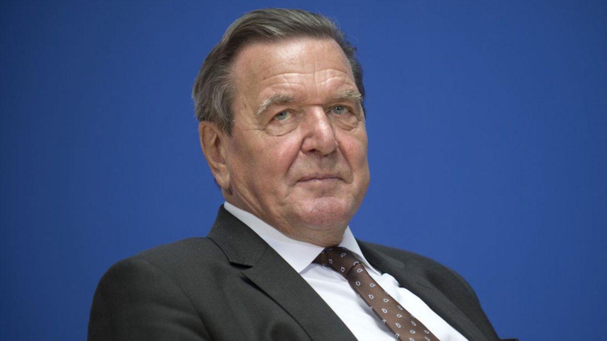 Gerhard Schröder: Avrupa, Türkiye ile gücünü bulur