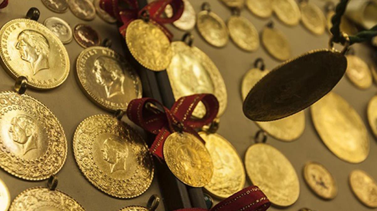 Güne düşüşle başlayan altının gram fiyatı 509 liradan işlem görüyor