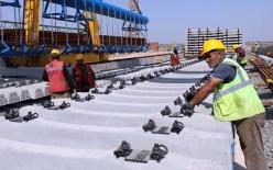 """""""Hızlı tren"""" hattı altyapı çalışmalarıBulgaristansınırına yaklaştı"""
