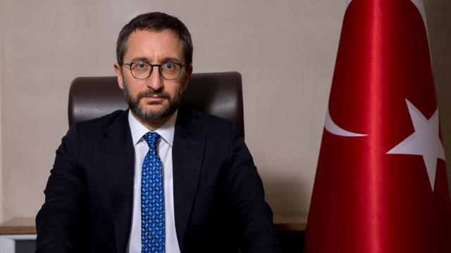 İletişim Başkanı Altun'dan HDP'ye tepki: Sizin tarihiniz, terör örgütünün tarihidir