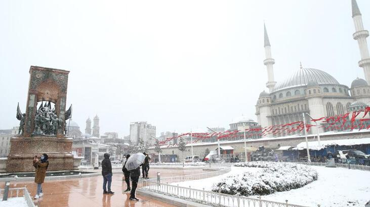 İstanbul'a kar uyarısı! Valilikten son dakika açıklaması