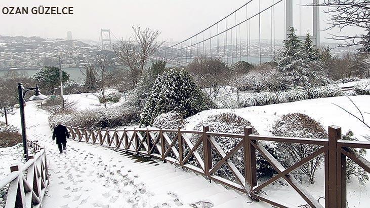 İstanbul'un tepelerine kar yağacak
