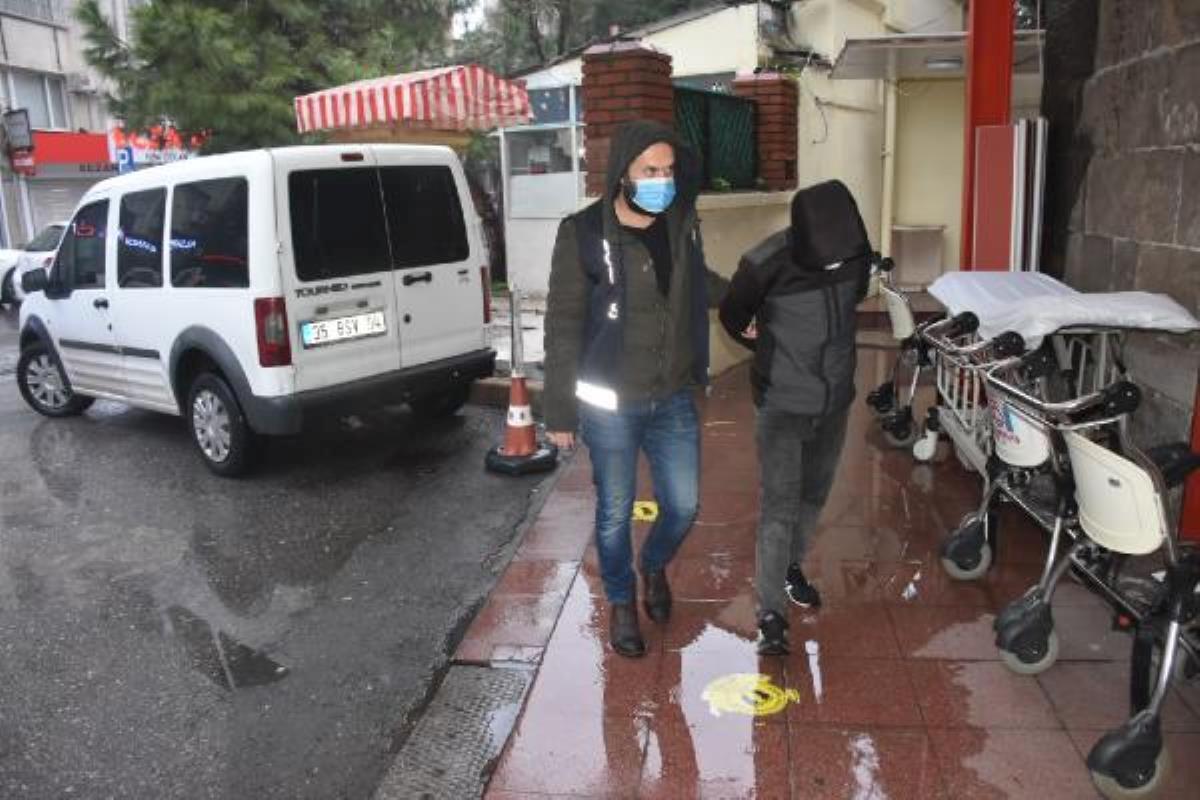 İzmir'de terör operasyonu 7 gözaltı
