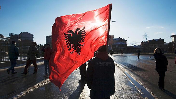 Kartallar ülkesi Arnavutluk