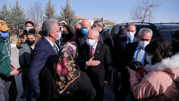 Kılıçdaroğlu: İnandığım yoldan beni döndüremeyecekler