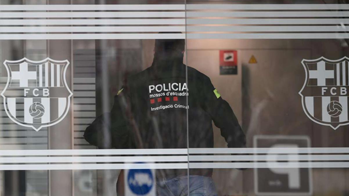 Mahkemeye çıkan eski Barcelona Kulübü Başkanı Bartomeu ve üç yönetici, şartlı serbest kaldı
