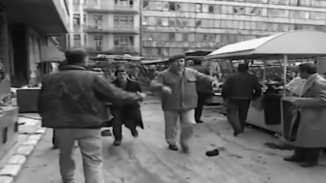 Bosna'daki pazar yeri katliamının ilk tanıklarından fotoğrafçı Foco anlatıyor!